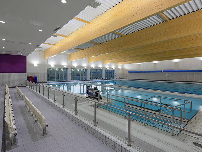 University of Warwick Swimming Pool