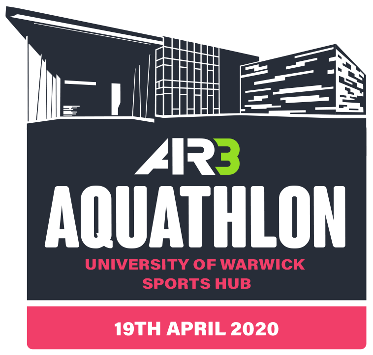 Warwick Aquathlon Badge