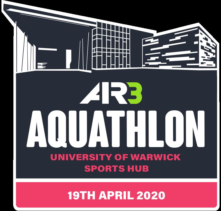 Warwick Aquathlon Badge